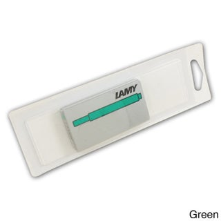 Lamy Fountain Pen Boxed Ink Cartridges (Pack of 5)