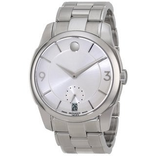Movado Men's 0606627 LX Stainless Steel Watch