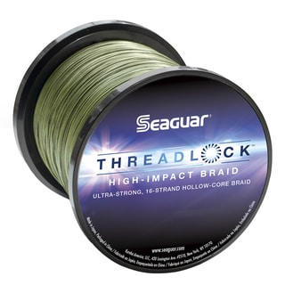 Seaguar Threadlock 50-pound Green 600-yard Braided Line