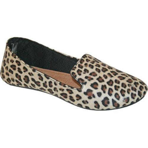 86e7546ad3f Shop Women s Dawgs Kaymann Smoking Slipper Leopard Print - Free Shipping On  Orders Over  45 - Overstock - 8942700