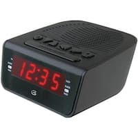 GPX C224B Desktop Clock Radio