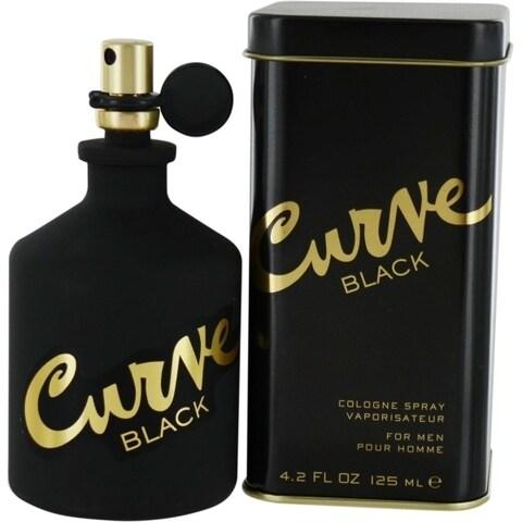 Liz Claiborne Curve Black Men's 4.2-ounce Cologne Spray