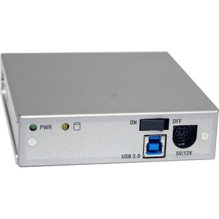 CRU MoveDock Drive Bay Adapter Internal/External - Silver