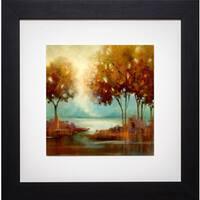 Paul Mathenia 'Fall River I' Framed Print