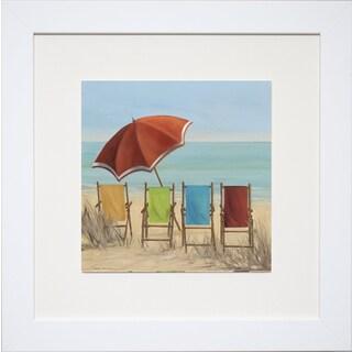Carol Robinson 'Four Summer I' Framed Print
