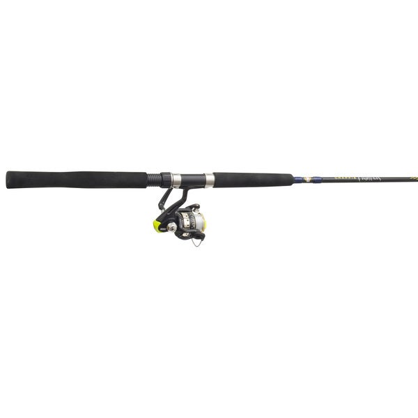 Zebco Crappie Fighter Spin Rod & Reel Combo