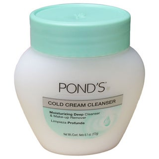 Pond's 6.1-ounce Cold Cream Cleanser (Pack of 6)