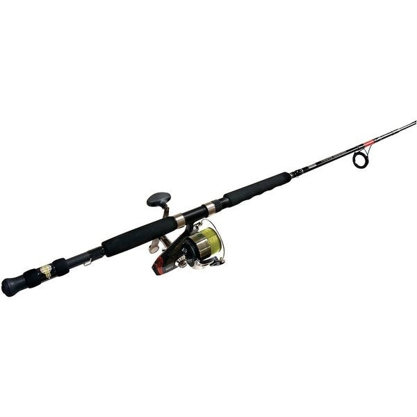 Zebco hawg seeker bite alert spin combo free shipping for Fishing combo sale