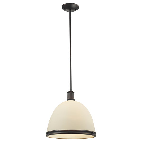 Avery Home Lighting Mason 1-light Bronze Pendant