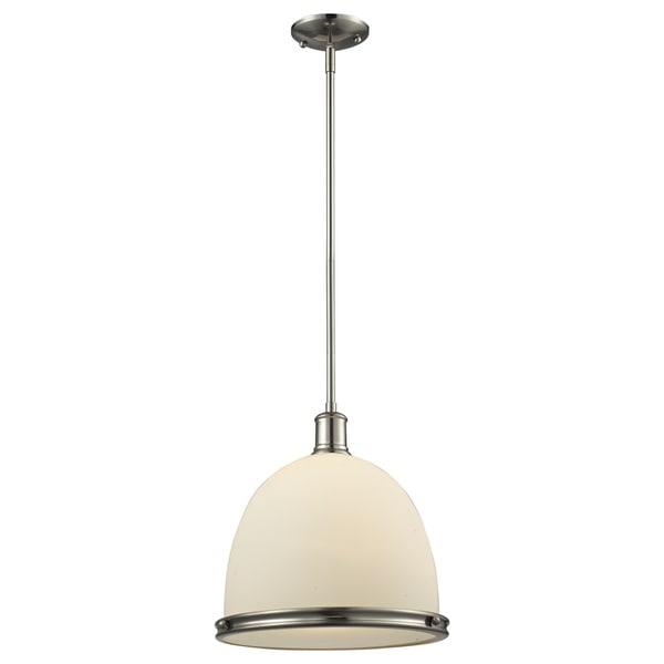 Avery Home Lighting Mason 1-light Glass Pendant