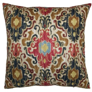 Toroli 24-inch Square Decorative Down Filled Throw Pillow