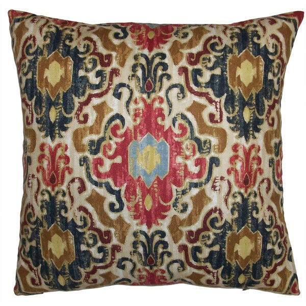 Toroli 24-inch Square Decorative Down Filled Throw Pillow - Free Shipping Today - Overstock.com ...