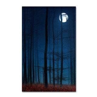 Philippe Sainte-Laudy 'Blue Note' Canvas Art