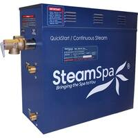 SteamSpa 4.5 KW Steam Bath Generator