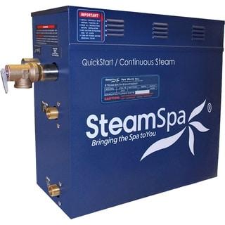 SteamSpa 12 KW Steam Bath Generator