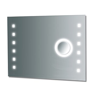 Fog Free Bathroom SteamSpa Wide Mirror