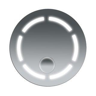 Fog Free Bathroom SteamSpa Round Mirror