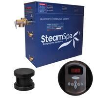 SteamSpa Oasis 7.5kw Steam Generator Package in Oil Rubbed Bronze
