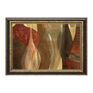 Carol Robinson 'Moroccan Market' Framed Print