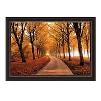 "Lars Van de Goor ""Well Traveled"" Framed Print"
