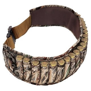 Mossy Oak Shadow Grass Blades Neoprene Shell Belt