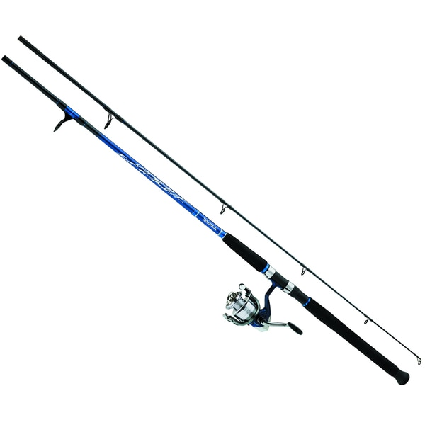 Daiwa d wave saltwater spin combo free shipping today for Best surf fishing rod and reel combo