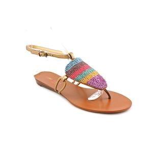 Nine West Women's 'Wonderous' Synthetic Sandals