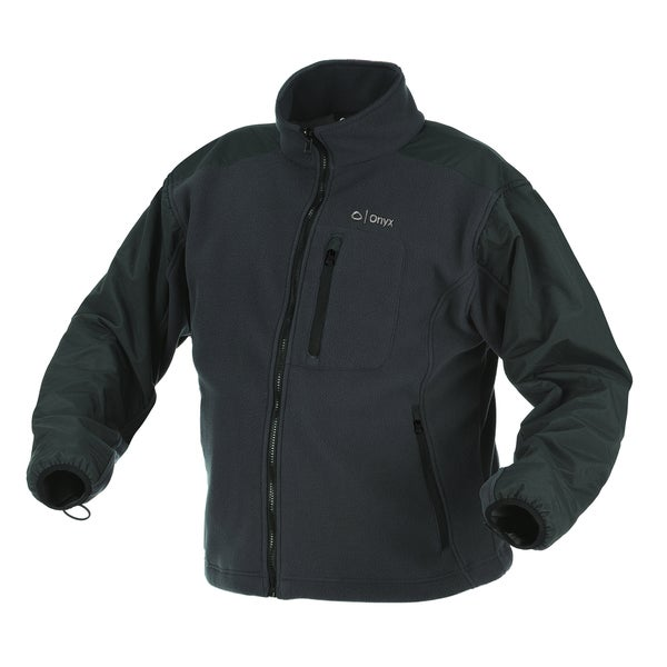 Onyx Pro Tech Elite Charcoal and Black Jacket Liner