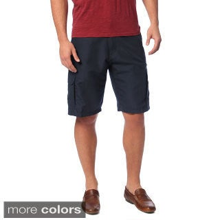 Burnside Men's Microfiber Casual Shorts