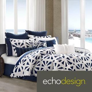 Echo Design African Sun Cotton 3-piece Comforter Set