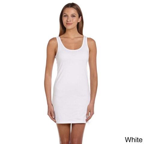 Bella Women's Jersey Cotton Tank Dress
