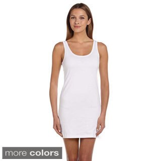 Bella Women's Jersey Cotton Tank Dress