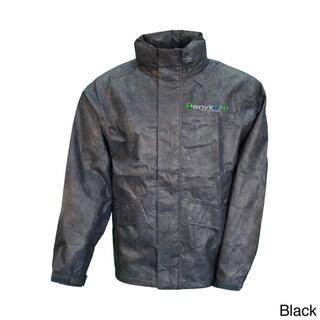 Envirofit Men's Solid Rain Jacket