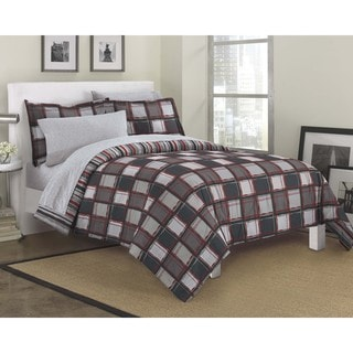 Dillon 7-piece Bed in a Bag with Sheet Set