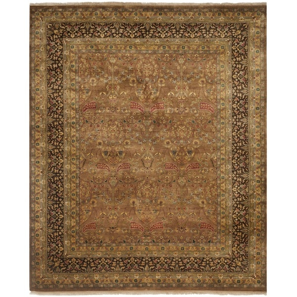 Safavieh Hand-knotted Ganges River Multi Wool Rug - 8' x 10'