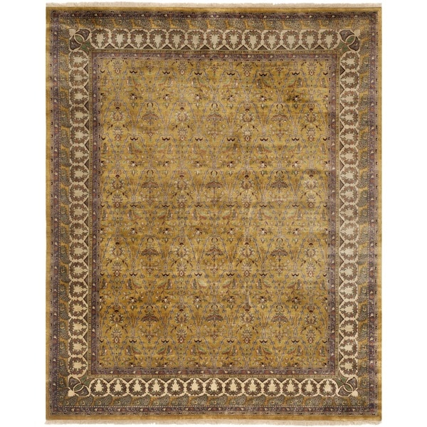 Safavieh Hand-knotted Ganges River Multi Wool Rug - Assorted - 8' x 10'