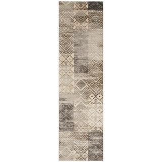 Safavieh Vintage Stone Distressed Silky Viscose Rug (2'2 x 8')