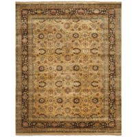 Safavieh Hand-knotted Ganges River Multi Wool Rug - 9' x 12'