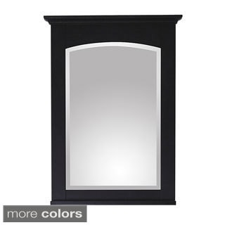 Avanity Westwood 24-inch Mirror in Dark Ebony Finish