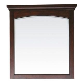 Avanity Vermont 36-inch Mirror in Mahogany Finish