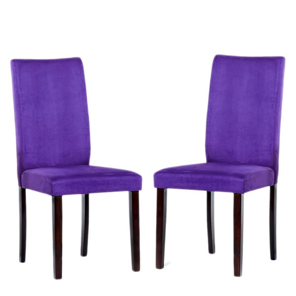 Purple Shino Dining Chairs Free Shipping Today 16160485