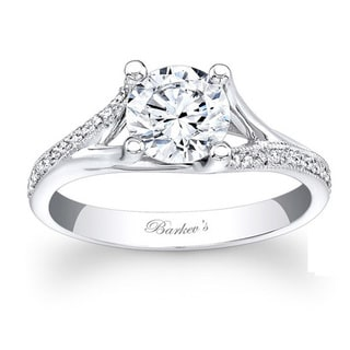 Barkev's Designer 1 1/8ct TDW Diamond Engagement Ring