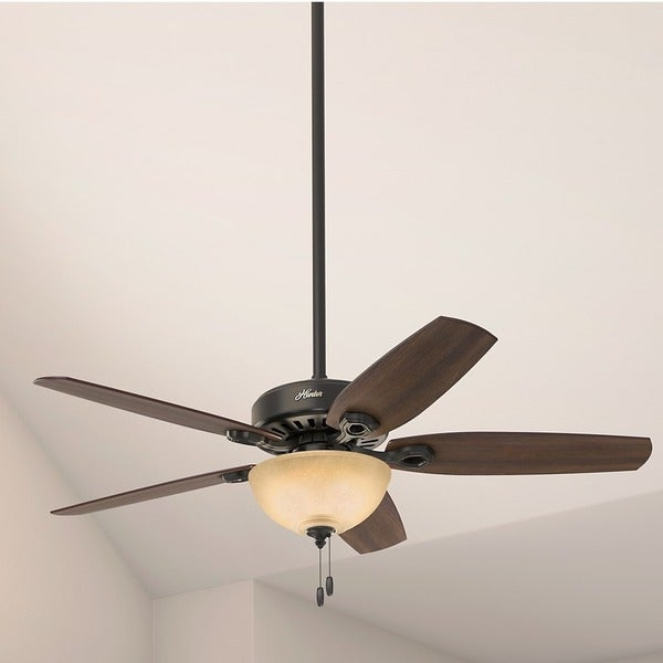 "Hunter Fan 52"" Builder Deluxe"