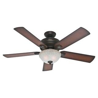 Hunter Fan Matheston 52 Inch Ceiling Fan - Brown