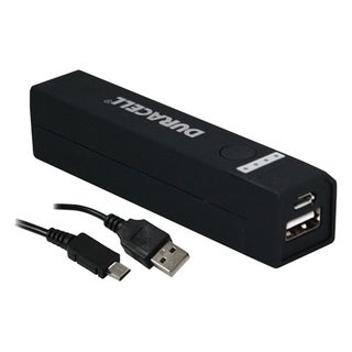 Duracell 2600mAh Portable Power Bank