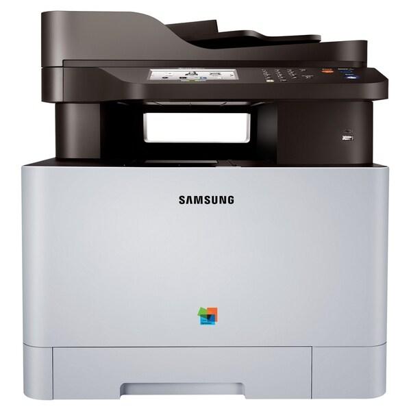 Samsung Xpress C1860FW Laser Multifunction Printer - Color - Plain Pa