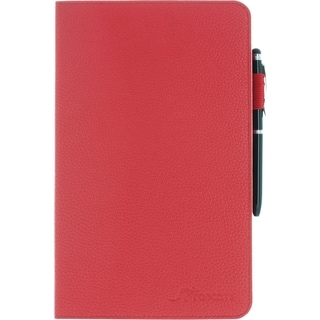 rooCASE Dual View Folio Case for Samsung Galaxy Tab Pro 8.4, Red
