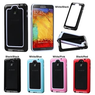 INSTEN Colorful Phone Protector Cover Bumper Phone Case Cover for Samsung Galaxy Note 3