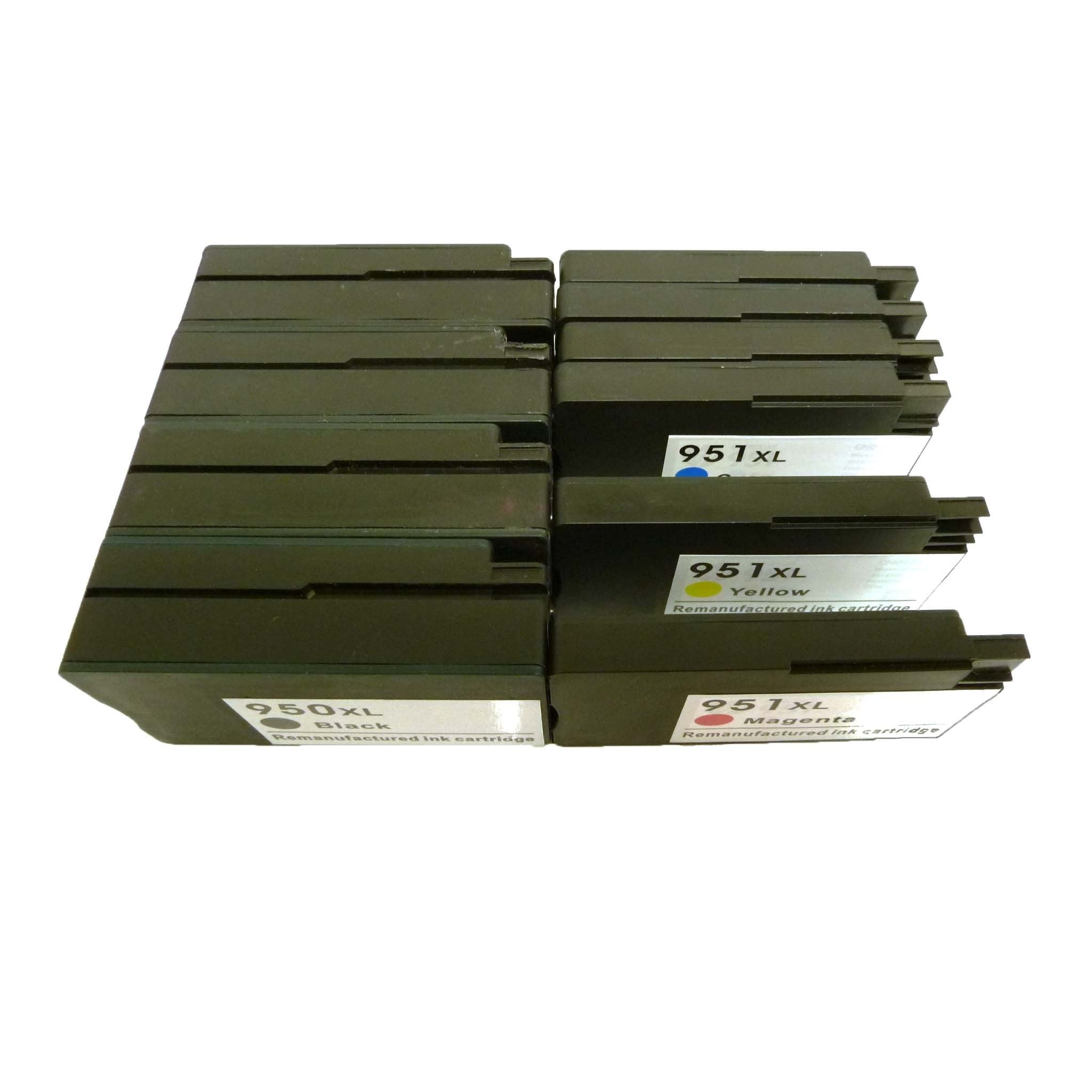 Prinko Compatible Ink Cartridge Replacement for HP 950XL,...