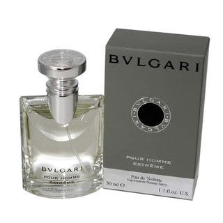 Bvlgari Extreme Men's Eau de Toilette 1.7-ounce Spray